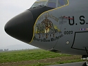 kc-135 tanker nose art