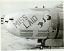 miss laid noseart